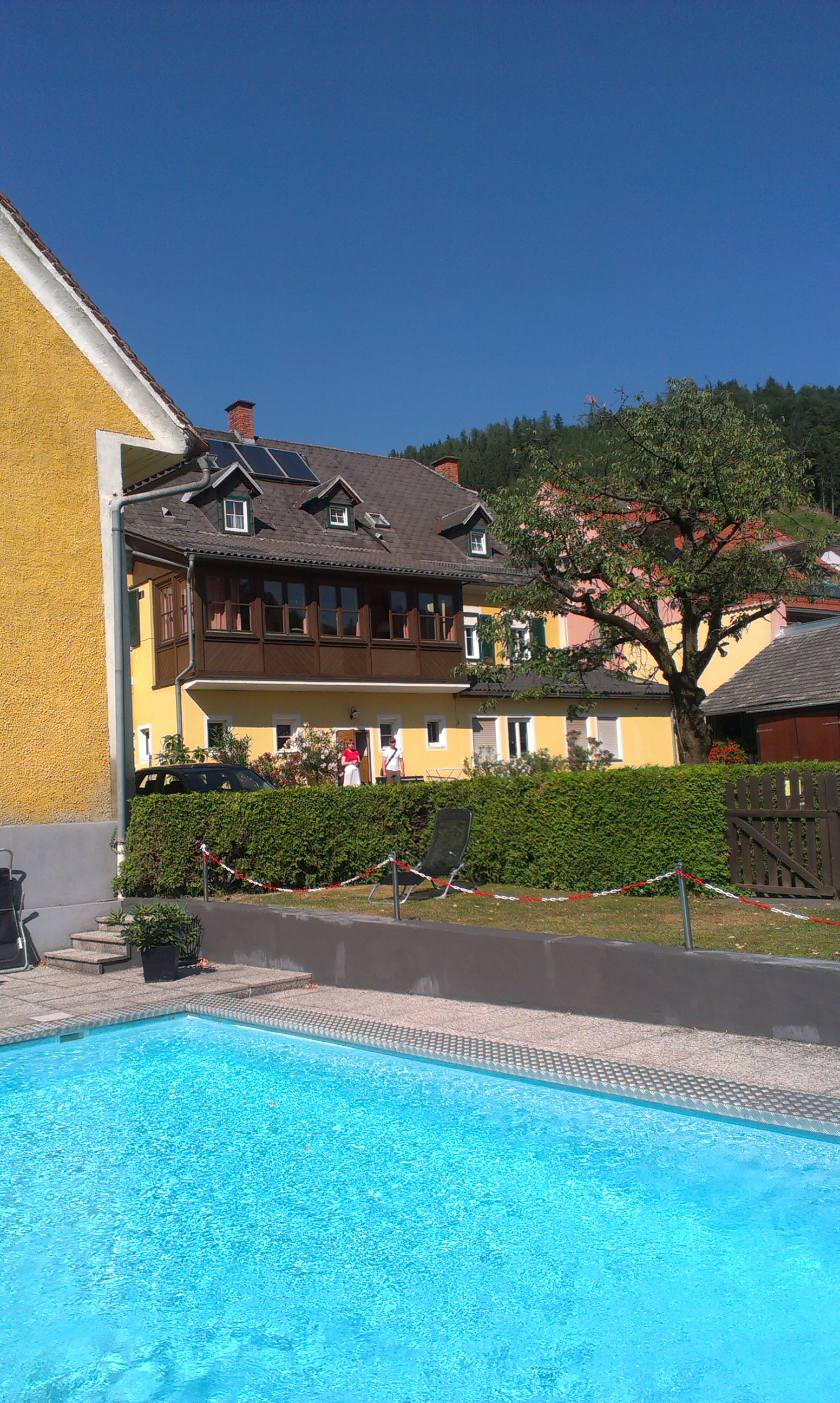 Gasthaus zur Sonne Pool