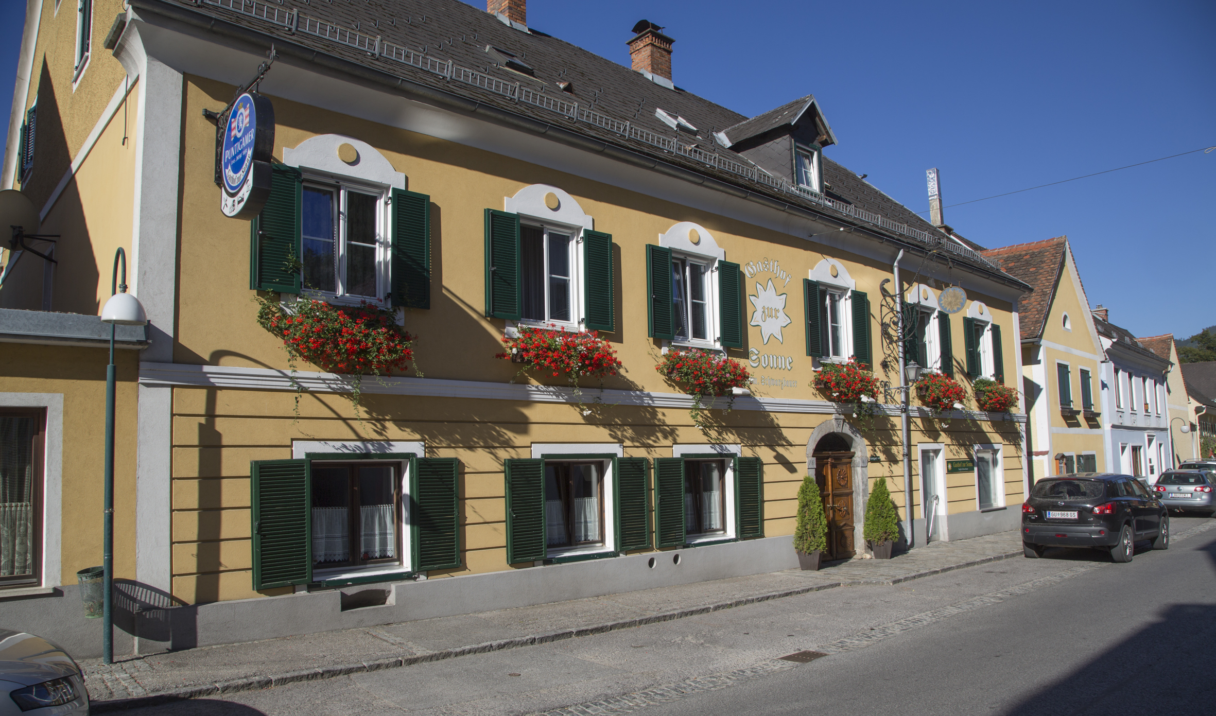 Übelbach-Gasthof-zur Sonne